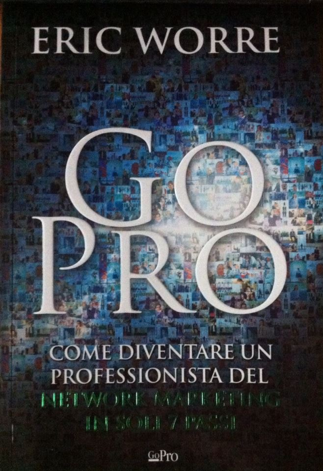 Book Cover: Go Pro - Eric Worre