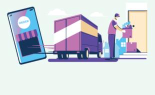 Realizzazione app per consegna a domicilio