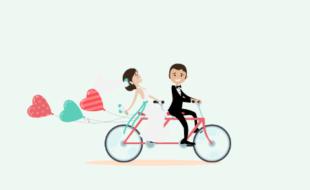Realizzazione sito web per matrimonio